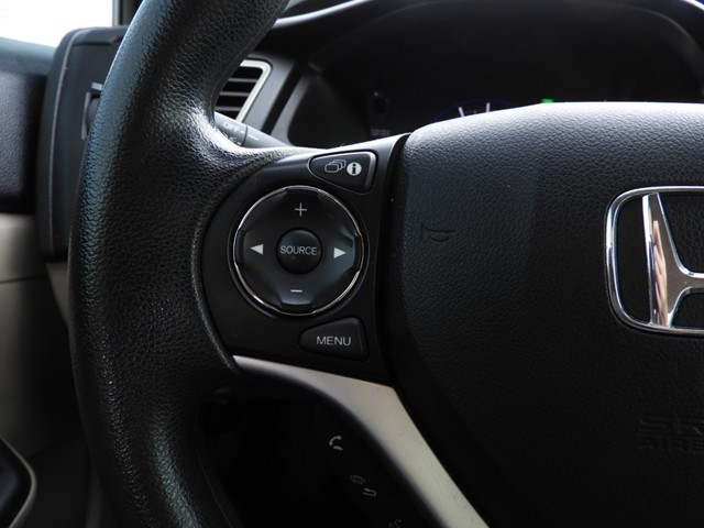 2015 Honda Civic LX – Stock #69852B