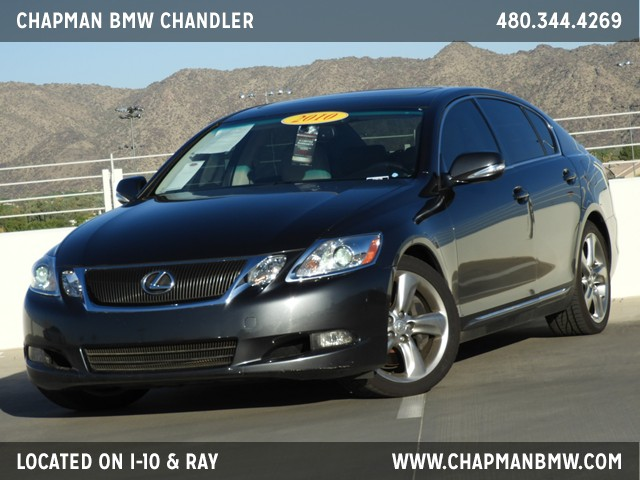 Used 2010 Lexus Gs 350 Nav Stock69878 Chapman Bmw Chandler