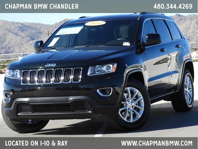 2014 Jeep Grand Cherokee Laredo – Stock #69989A