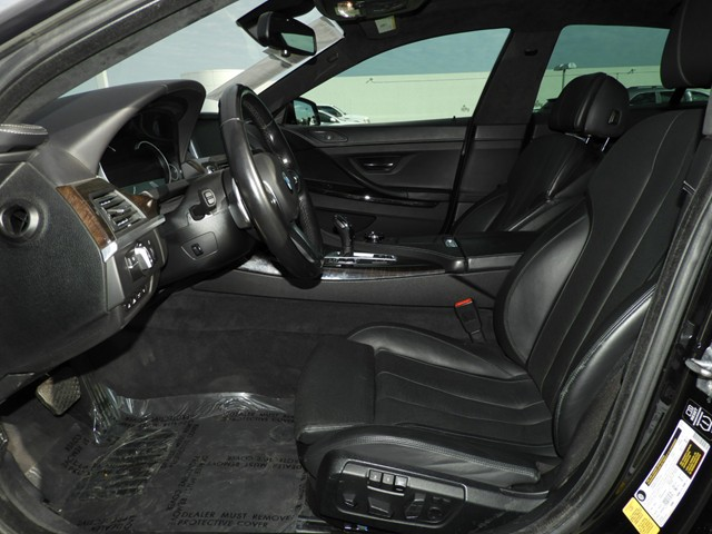 2015 BMW 6-Series 650i Gran Coupe Exec/M Sport Pkg Nav – Stock #70001