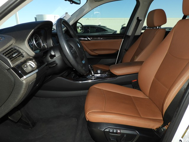 2016 BMW X3 sDrive28i Nav – Stock #70008