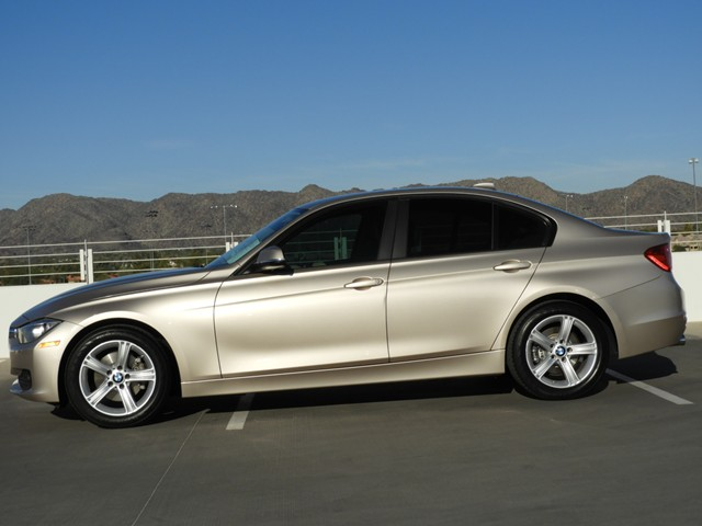 2015 BMW 3-Series Sdn 320i – Stock #70009