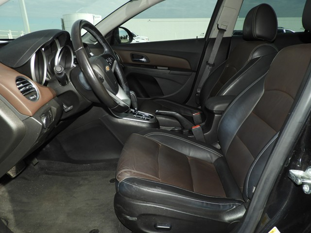 2015 Chevrolet Cruze LT – Stock #70015A