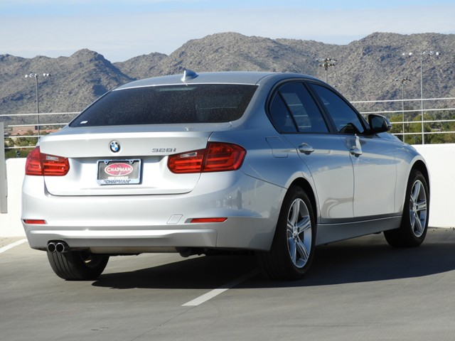 2015 BMW 3-Series Sdn 328i – Stock #70044