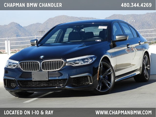 2018 BMW 5-Series M550i xDrive Exec Pkg Nav – Stock #70061