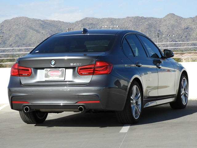 2016 BMW 3-Series Sdn 340i M Sport/Tech Pkg Nav – Stock #70098