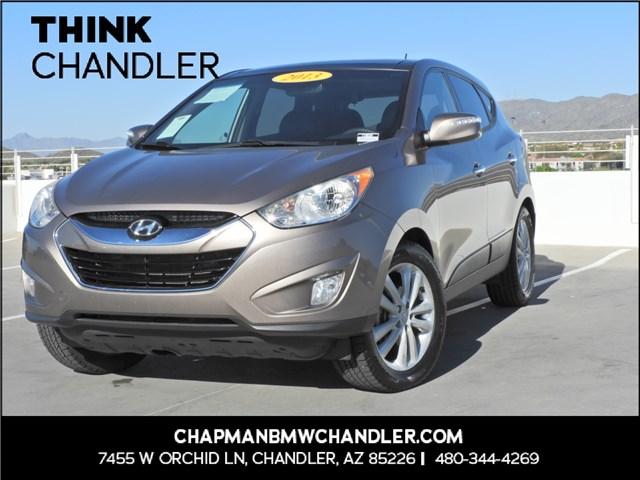 2013 Hyundai Tucson Limited Nav