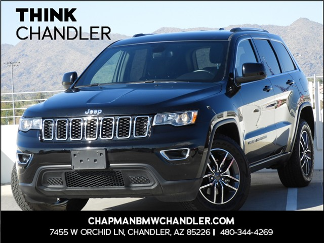 2019 Jeep Grand Cherokee Laredo Nav