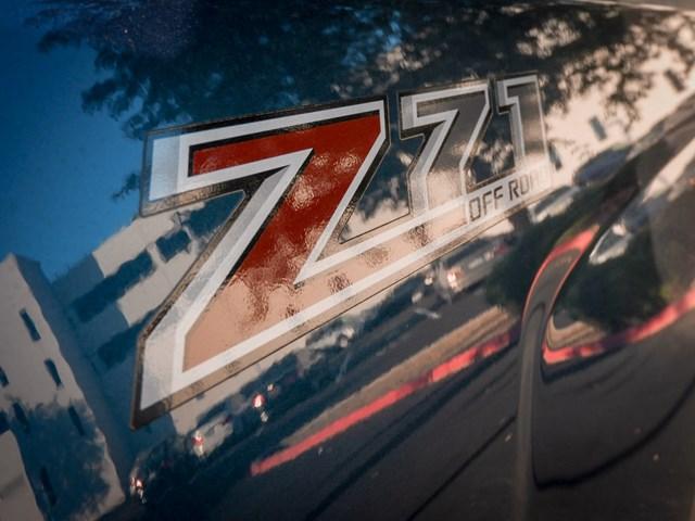 2017 Chevrolet Silverado 1500 LT Z71 Crew Cab