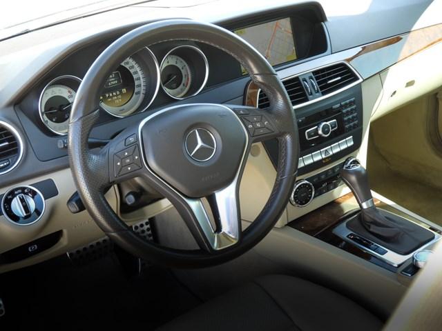 2012 Mercedes-Benz C-Class C 350 Sport Nav