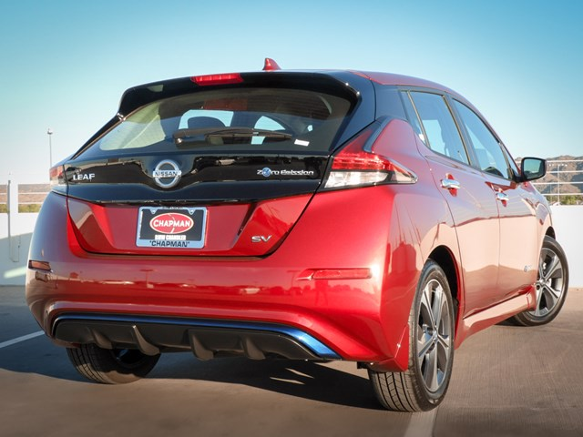 Used 2019 Nissan LEAF SV