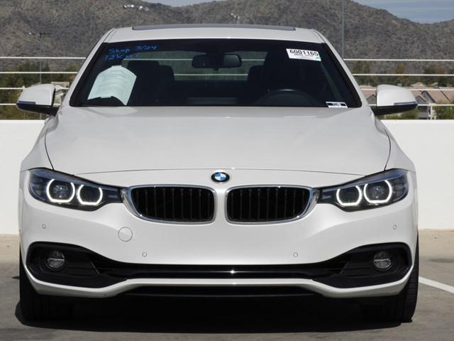 2019 BMW 4-Series 430i Nav