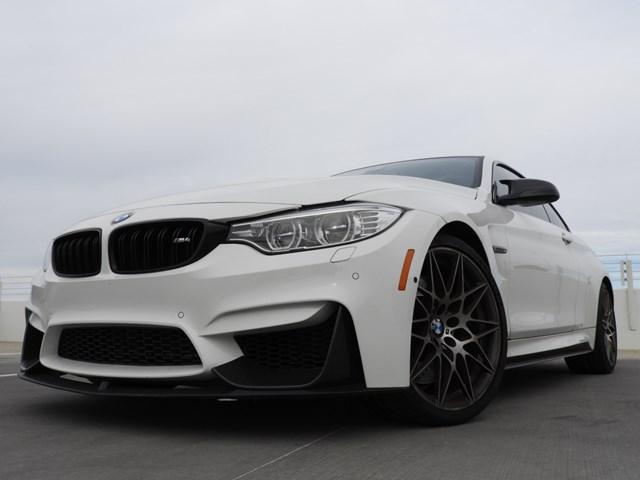 2017 BMW M4 Exec/M Sport Pkg Nav