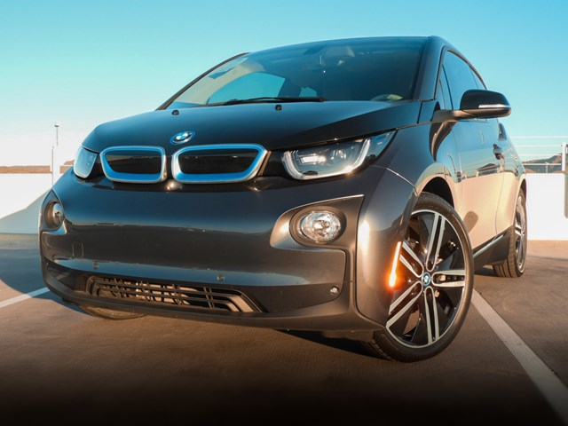 2017 BMW i3 94 Ah Nav