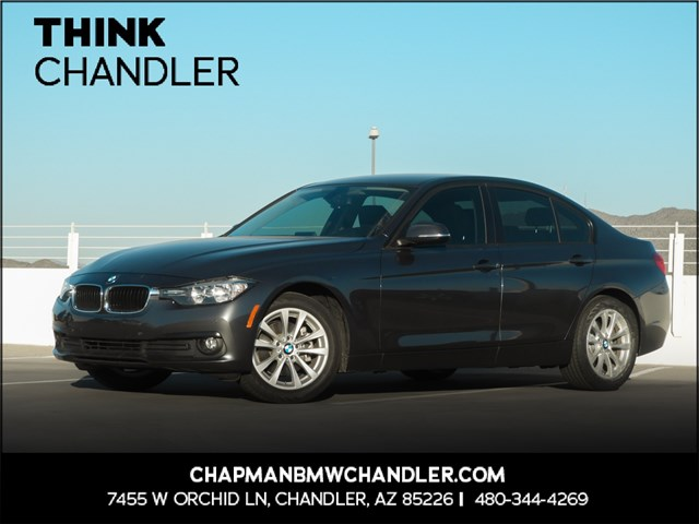 Certified Pre-Owned 2017 BMW 3-Series 320i