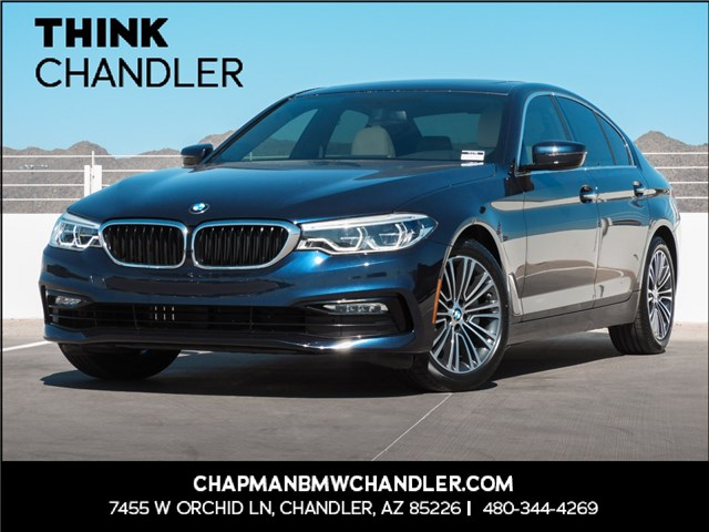 2017 BMW 5-Series 540i Prem/Luxury  Pkg Nav