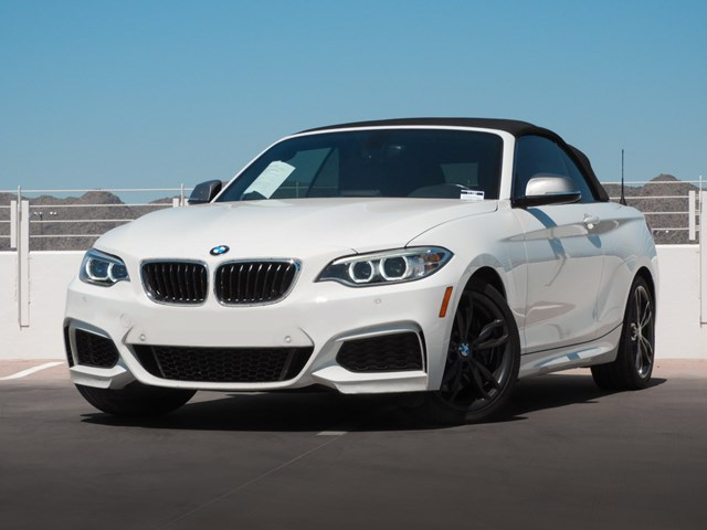 Certified Pre-Owned 2017 BMW 2-Series M240i