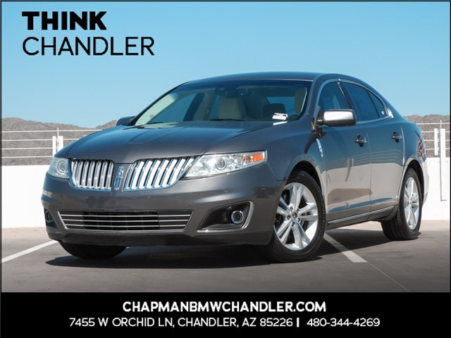 Used 2012 Lincoln MKS