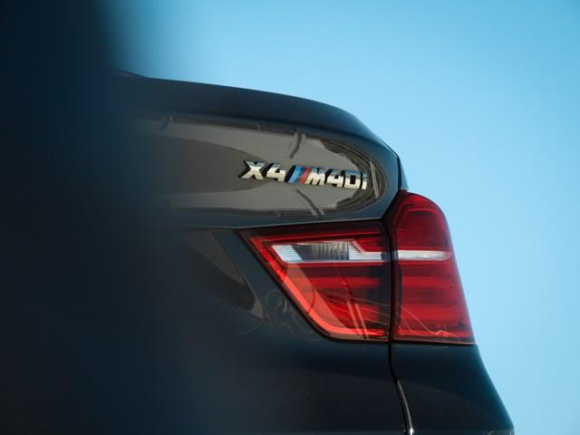 2017 BMW X4 M40i Tech Pkg Nav
