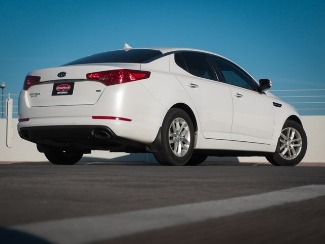 Used 2013 Kia Optima LX