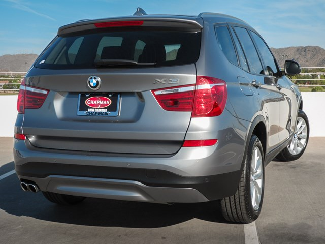2017 BMW X3 sDrive28i Premium Pkg