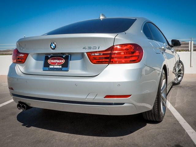 Used 2017 BMW 4-Series 430i Gran Coupe Prem Pkg Nav