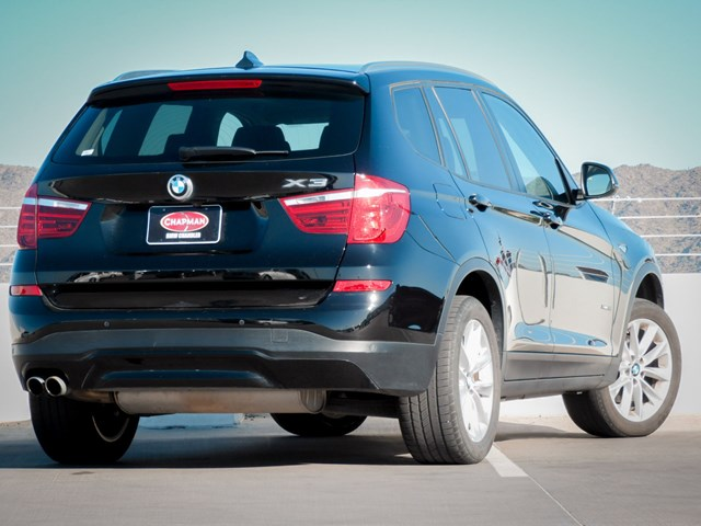 Used 2017 BMW X3 xDrive28i Prem Pkg