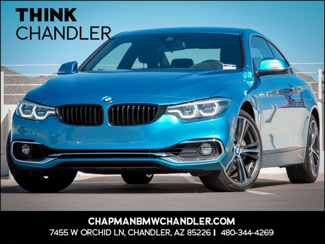 2018 BMW 4-Series 440i xDrive Premium / Executive Pkg Nav