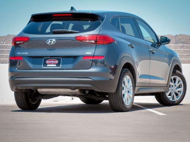 Used 2019 Hyundai Tucson SE
