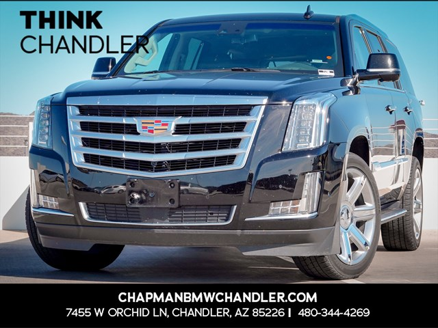 Used 2019 Cadillac Escalade Premium Luxury