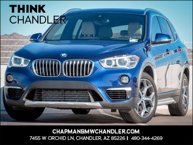 Certified Pre-Owned 2017 BMW X1 sDrive28i Premium Pkg Nav