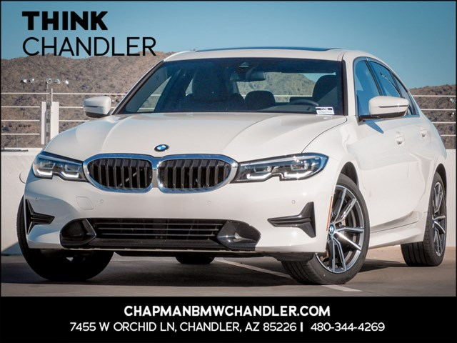 Certified Pre-Owned 2019 BMW 3-Series 330i Prem Pkg Nav