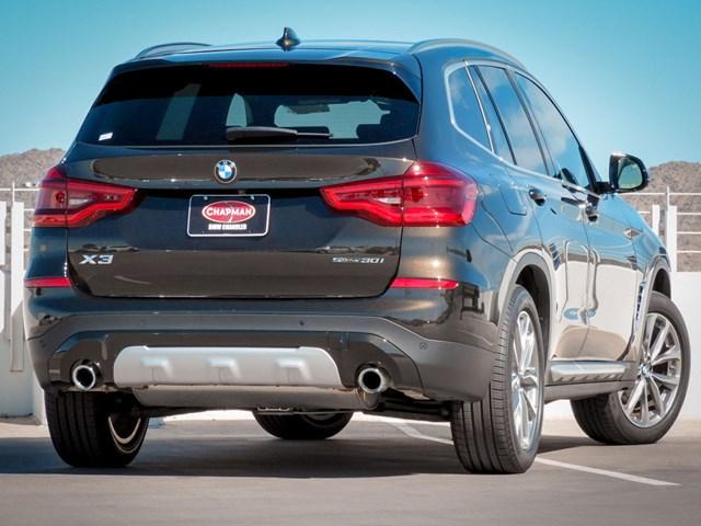 2019 BMW X3 sDrive30i Premium Pkg Nav