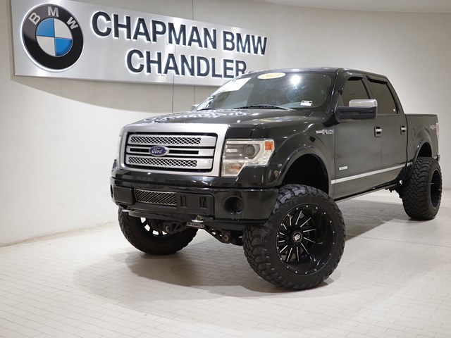 Used 2013 Ford F-150 Platinum Crew Cab
