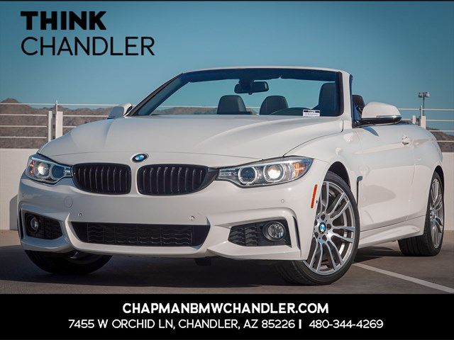 Used 2017 BMW 4-Series 430i M-Sport Pkg Nav