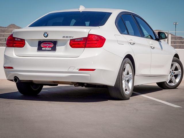 Used 2014 BMW 3-Series 320i
