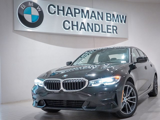 2019 BMW 3-Series 330i Prem Pkg Nav