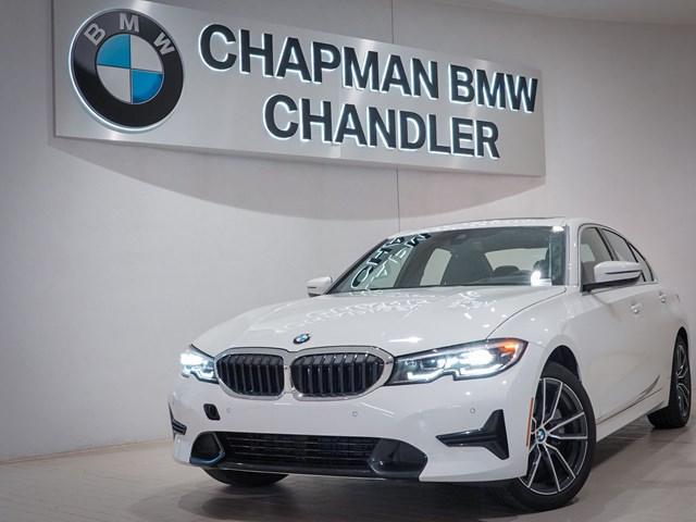 Used 2019 BMW 3-Series 330i Prem Pkg Nav