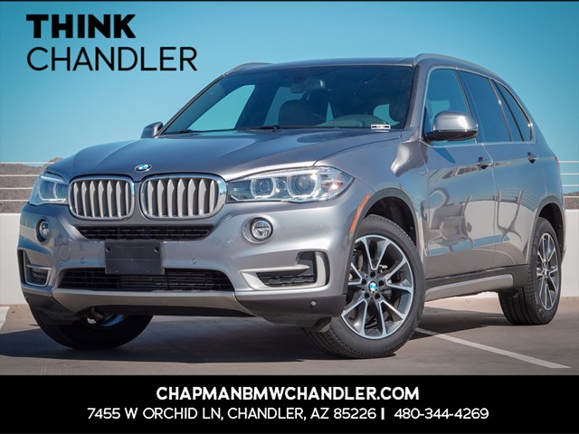 Certified Pre-Owned 2017 BMW X5 sDrive35i Premium Pkg Nav