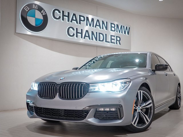 Certified Pre-Owned 2019 BMW 7-Series 740i M Sport Pkg Nav