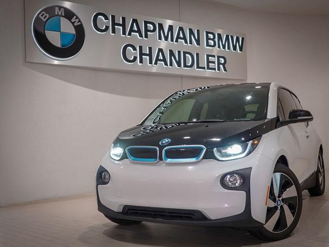 Certified Pre-Owned 2017 BMW i3 60 Ah Nav