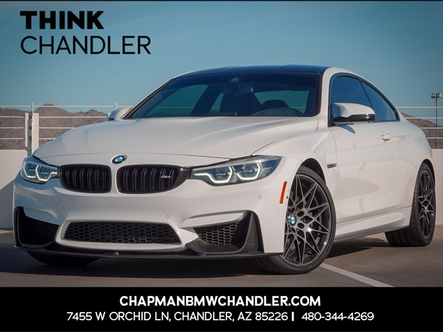 Used 2018 BMW M4 Executive/Competition Pkg Nav