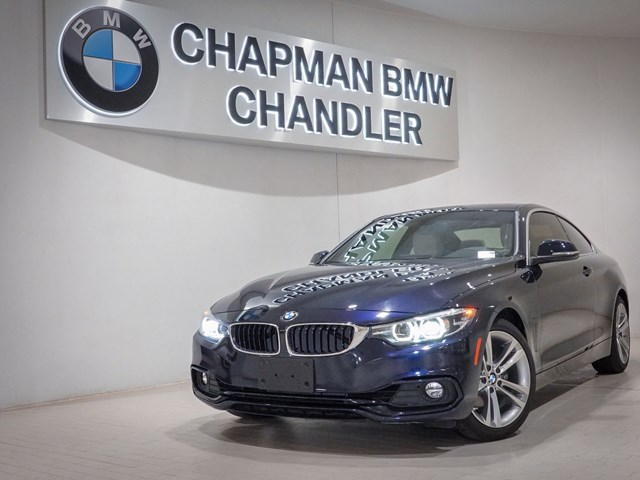 Certified Pre-Owned 2018 BMW 4-Series 430i Premium Pkg Nav