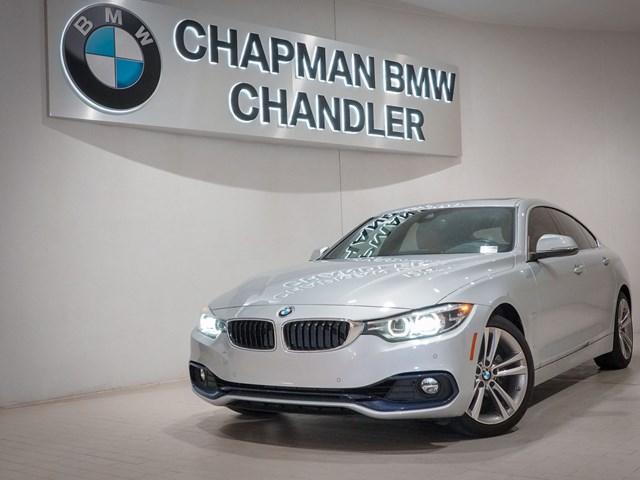 2018 BMW 4-Series 430i Gran Coupe Premium Pkg Nav