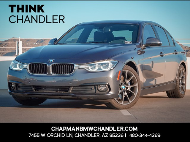 Certified Pre-Owned 2017 BMW 3-Series 320i Premium/Sport  Pkg Nav