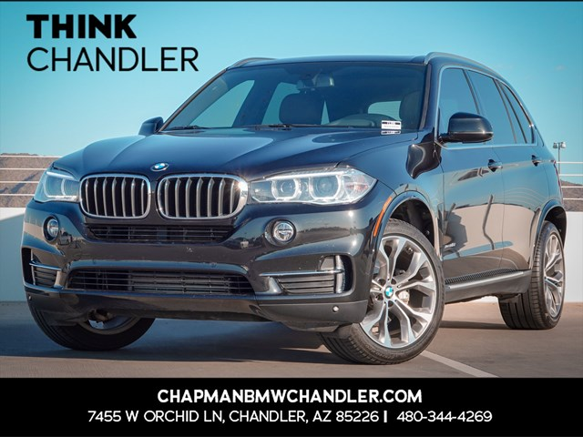 Certified Pre-Owned 2017 BMW X5 xDrive35i Premium / Luxury Pkg Nav