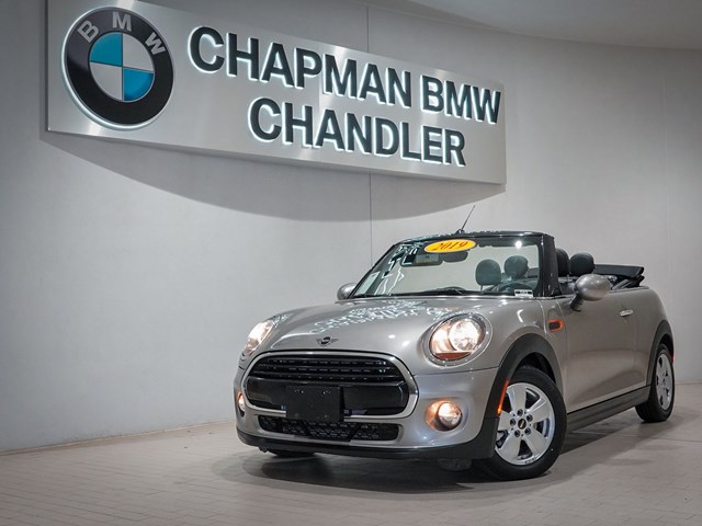 Used 2019 MINI Cooper Convertible