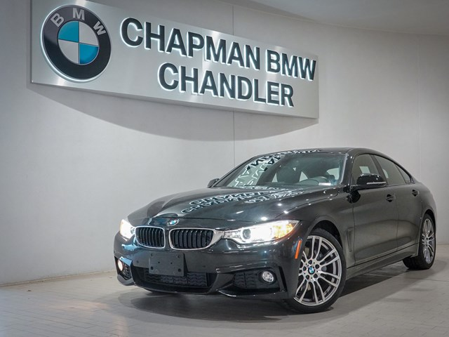 Used 2017 BMW 4-Series 430i Gran Coupe M-Sport Pkg Nav