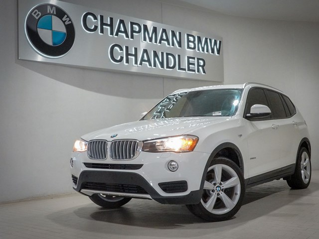 Used 2017 BMW X3 sDrive28i Prem Pkg