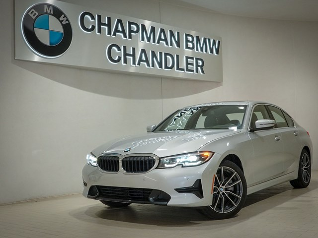 Used 2019 BMW 3-Series 330i Prem Pkg Nav